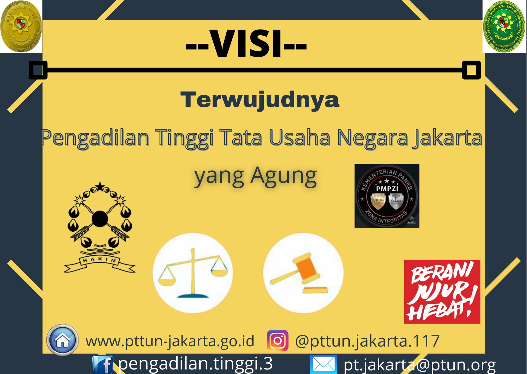VISI PTTUN JAKARTA