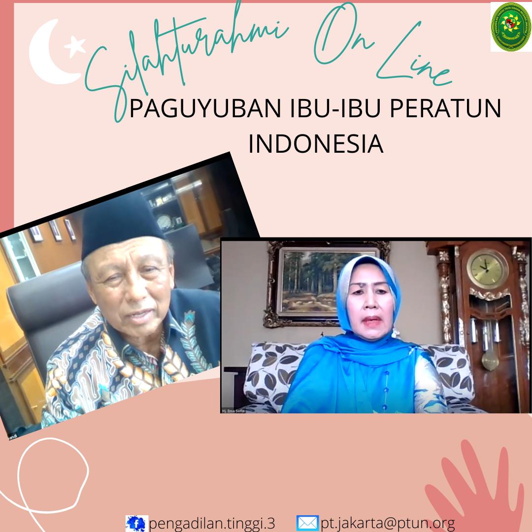 Halal Bihalal dan Temu Kangen Paguyuban Ibu-Ibu Peratun Indonesia