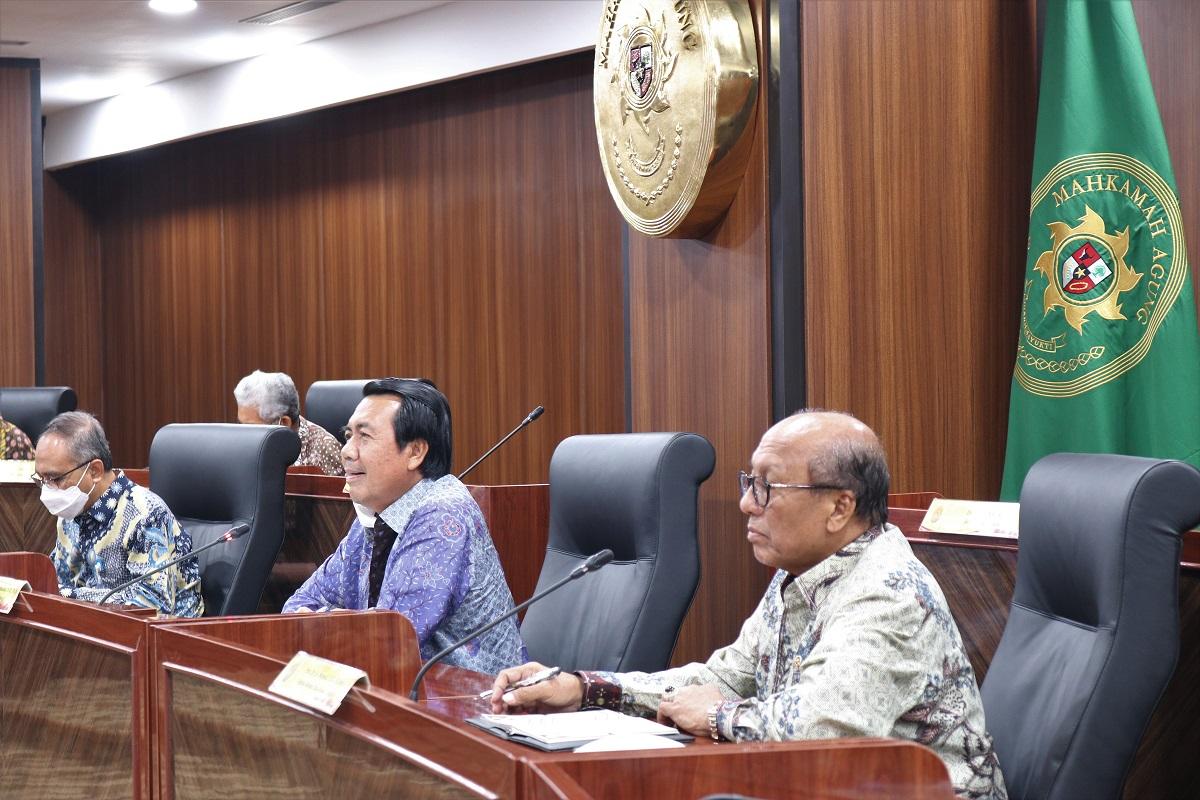 Ketua MA Harap Warga Mahkamah Agung Dan Peradilan Tidak Alergi Terhadap Pengawasan