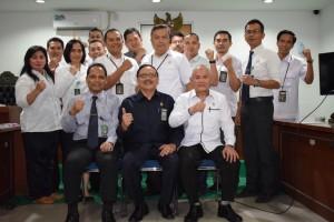 Pembinaan Dan Pengawasan PTTUN Jakarta  Di Pengadilan TUN Jakarta