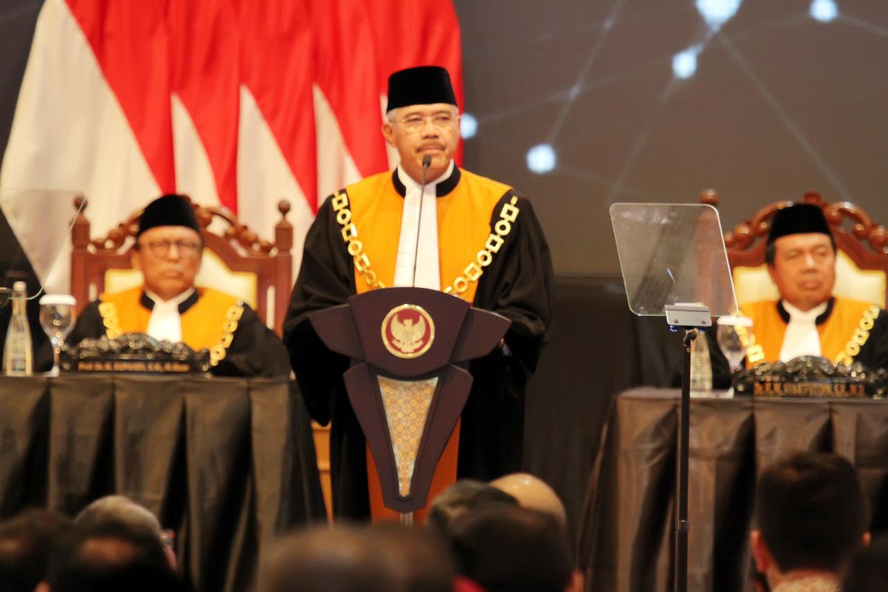 Seluruh warga Mahkamah Agung dan Badan Peradilan : Terima Kasih Prof. Hatta